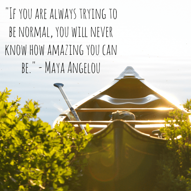 Quotable // from Maya Angelou