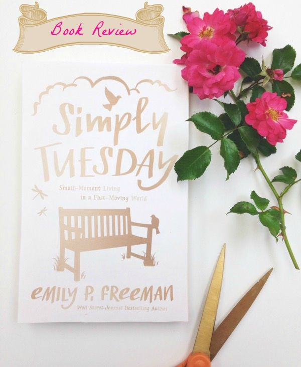 Simply Tuesday Book Review