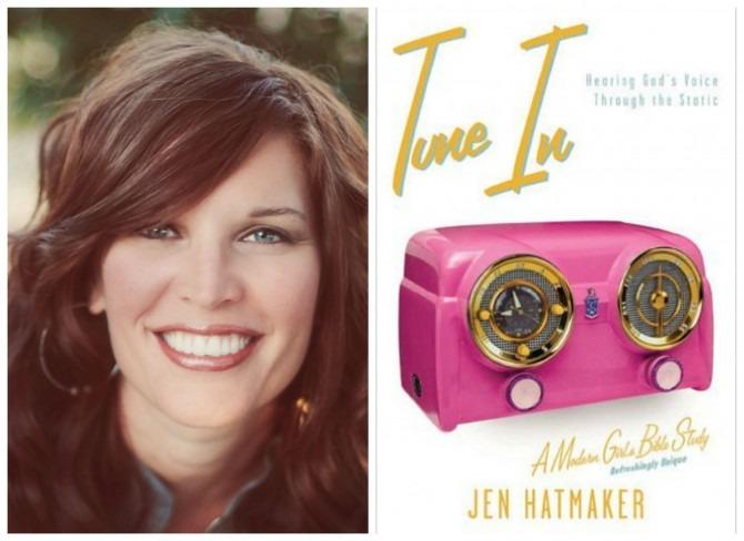 Tune in from Jen Hatmaker