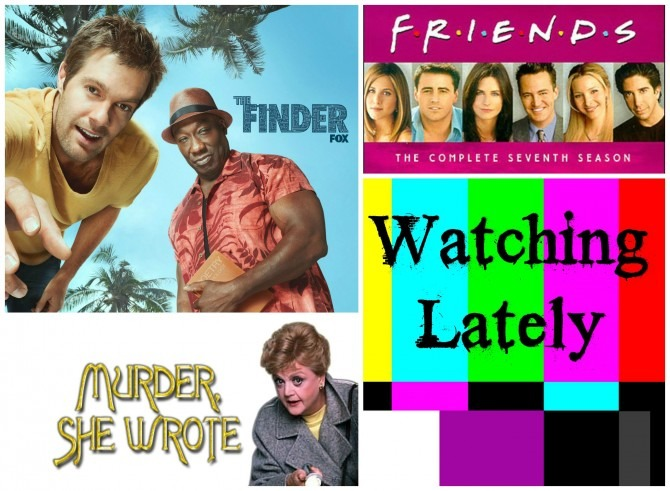 Watching Lately // September 2015