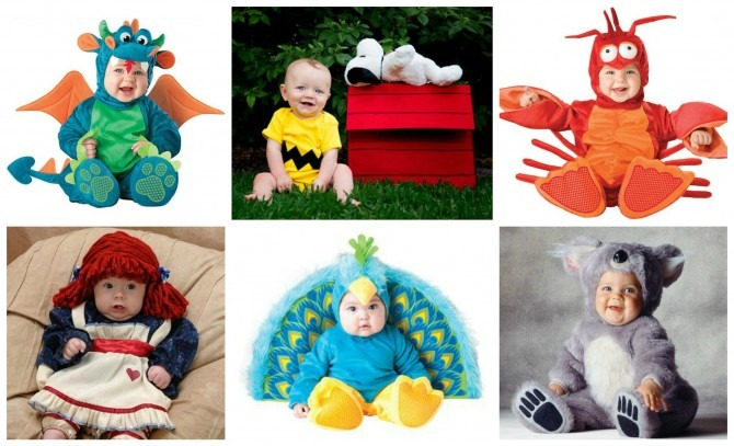 Adorable Baby Costumes