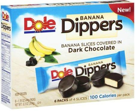 Dole Banana Bites