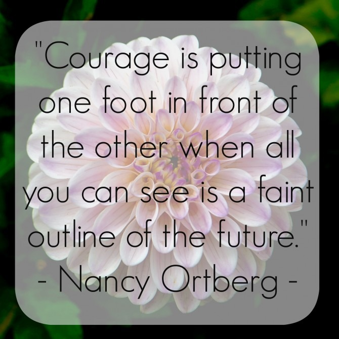 Nancy Ortberg Quote