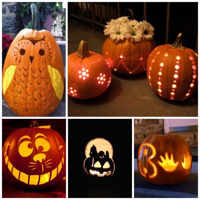 PInspirational Pumpkin Designs