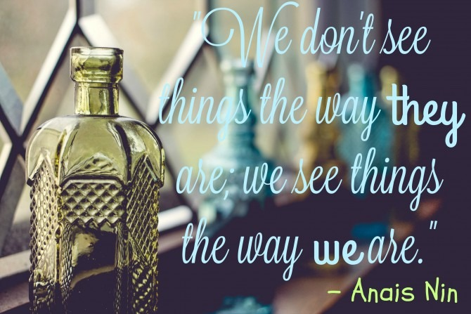 Quote from Anais Nin