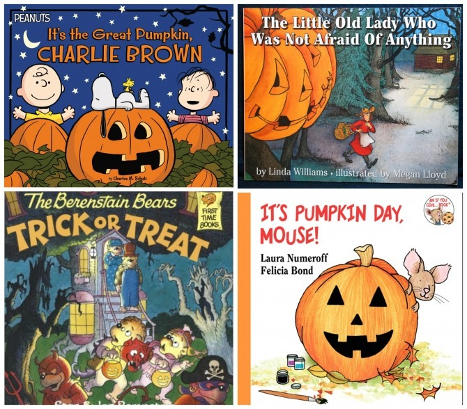 Spook-tacular Picture Books