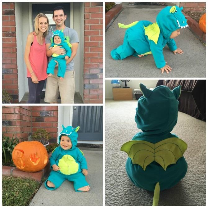 Charlie's First Halloween