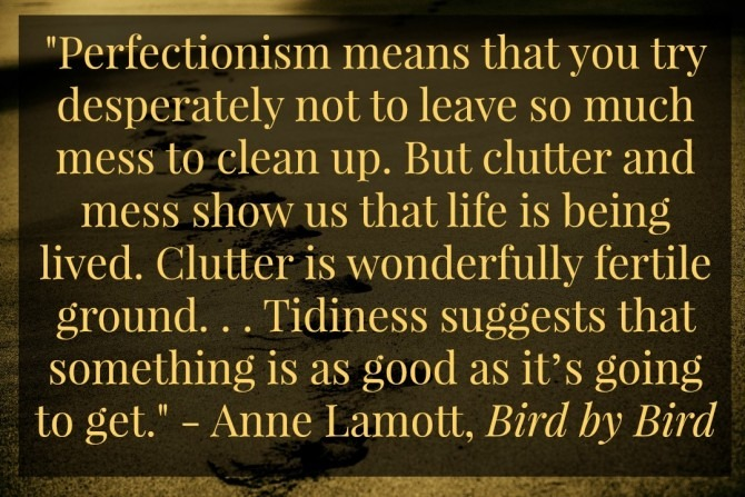 Quotable from Anne Lamott