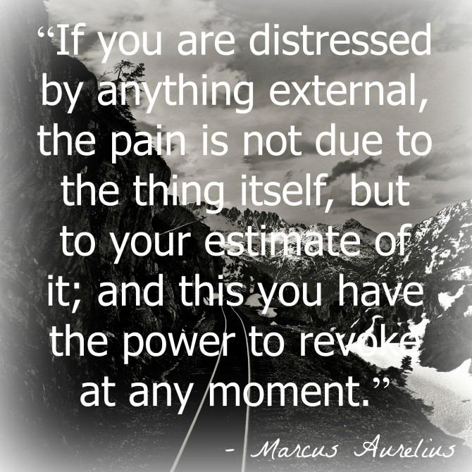 Quotable from Marcus Aurelius