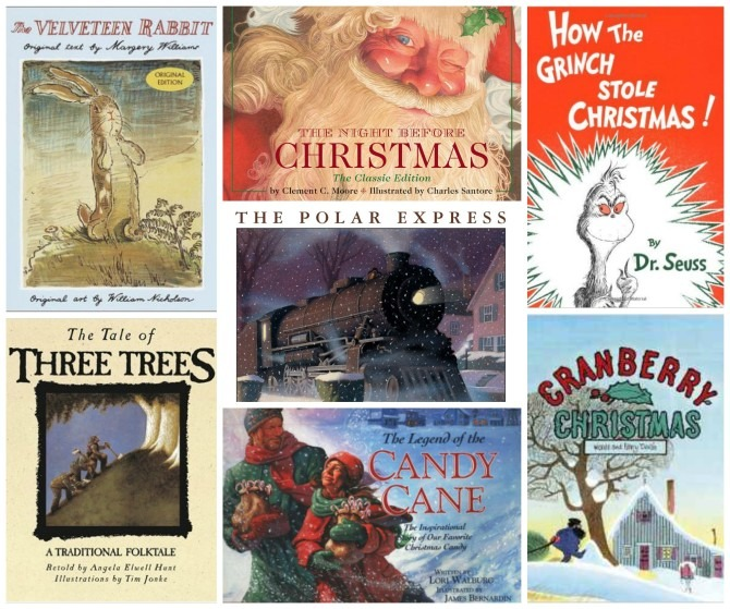 7 Beloved Christmas Stories for the Family