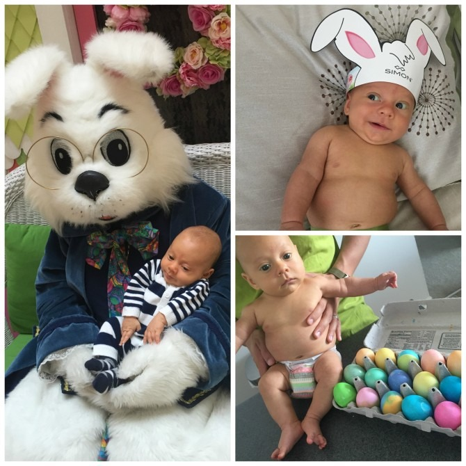 Charlie's First Easter