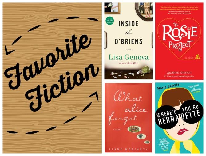 Favorite Fiction