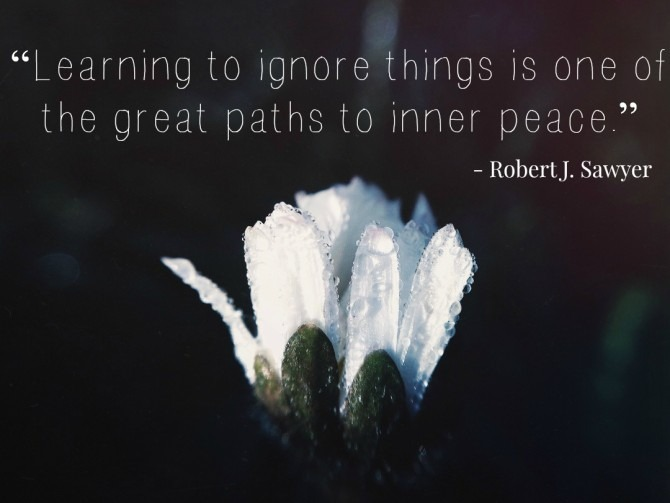 Quotable from Robert J Sawyer