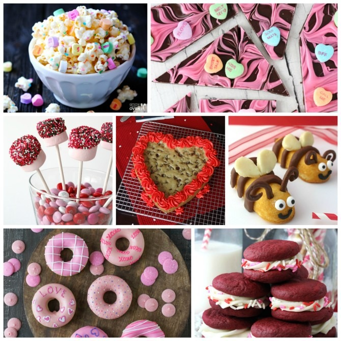 7 Valentine's Day Treats
