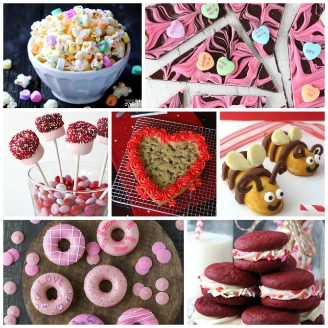 7 Valentine's Day Treats