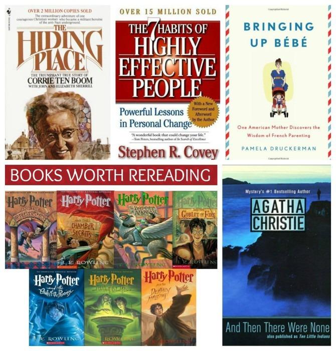 Books Worth Rereading