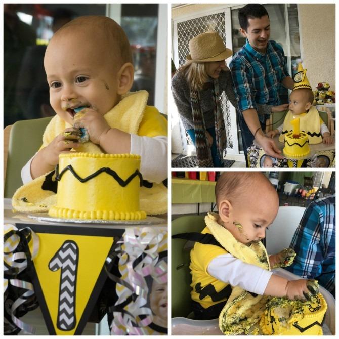 Charlie's First Birthday