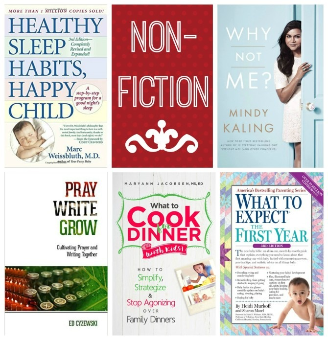 January 2016 Nonfiction