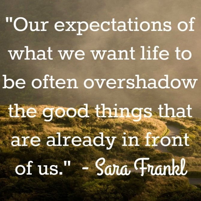 Quotable from Sara Frankl