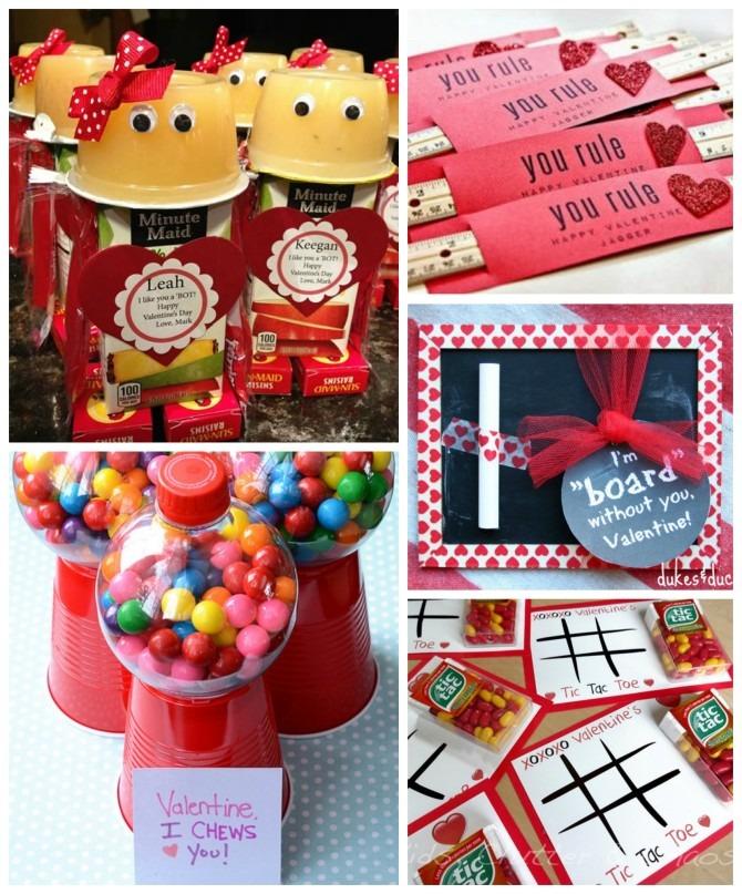 5 Classroom Valentine's