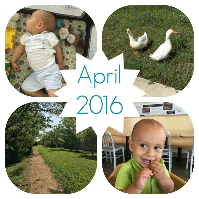 Lately April 2016