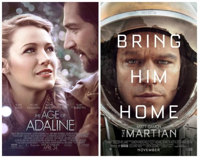 Watching Movies April 2016