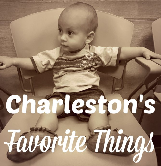 Charleston's Favorite Things
