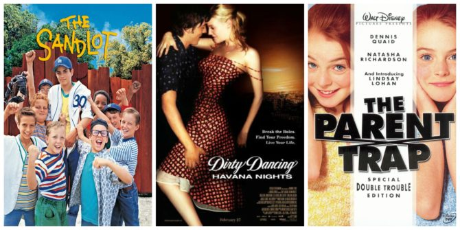 Favorite Summer Movies