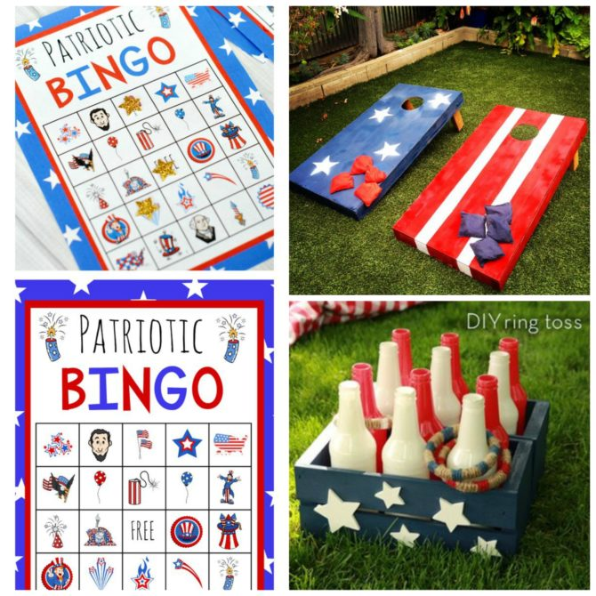 3 Ways to Play on Independence Day