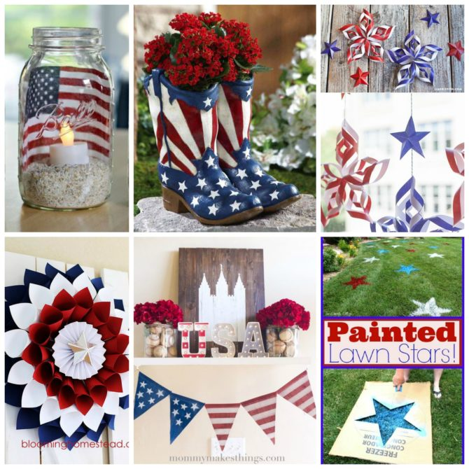 6 Ways to Wave Your Stars and Stripes