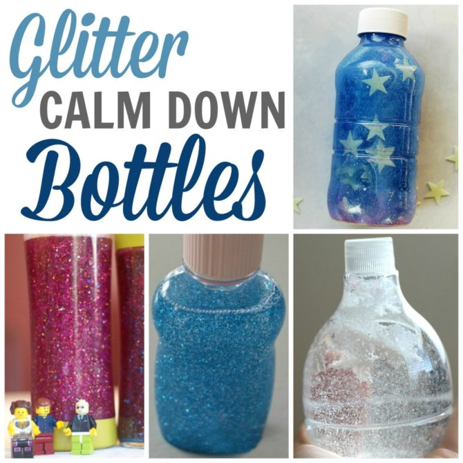 Calm Down Bottles