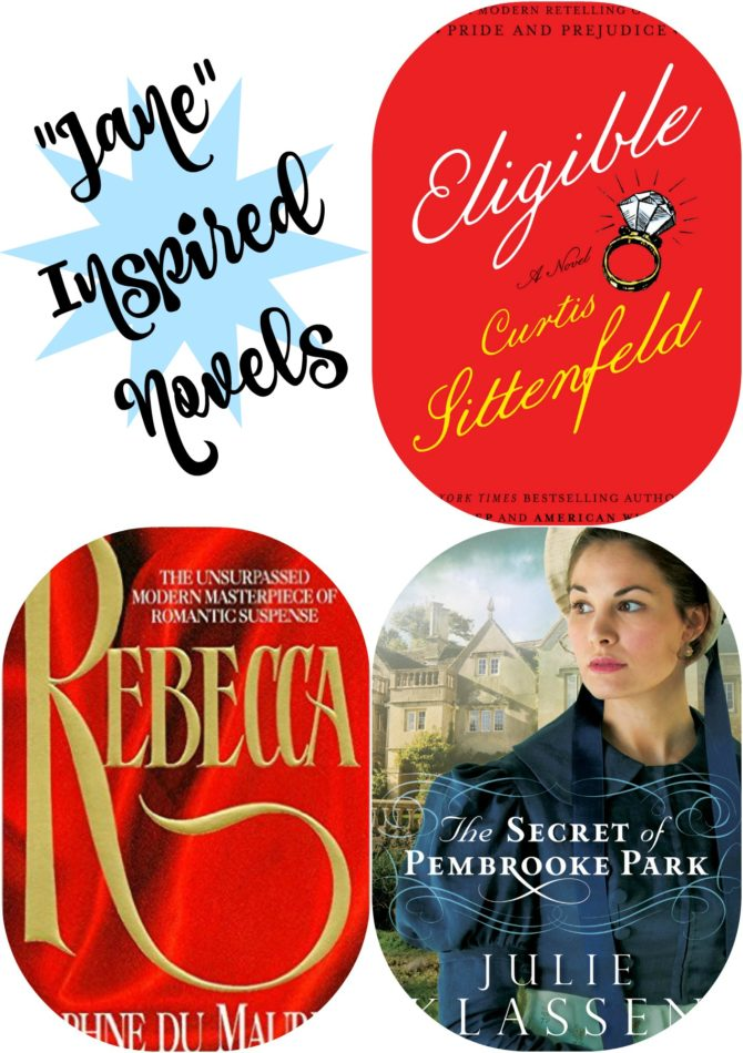 Jane-Inspired Novels