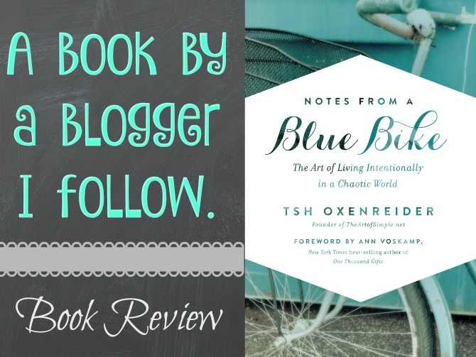 Notes From a Blue Bike Book Review