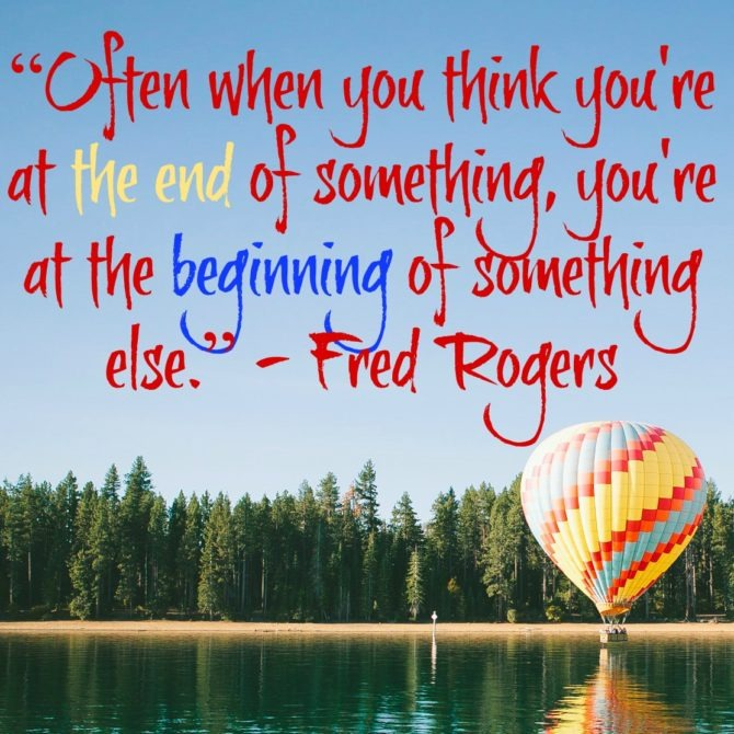 Quotable from Fred Rogers