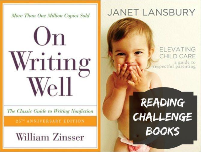 Reading Challenge Books
