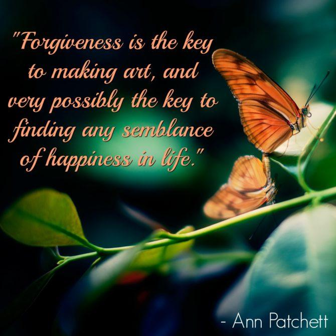 Ann Patchett Quote