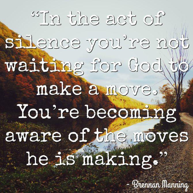 Brennan Manning Quote