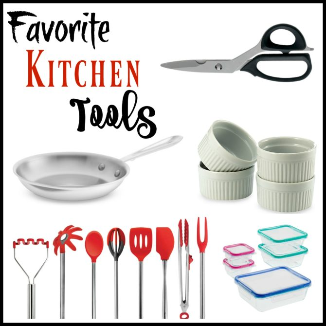 Favorite Kitchen Tools