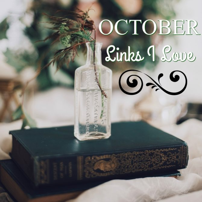 October Links