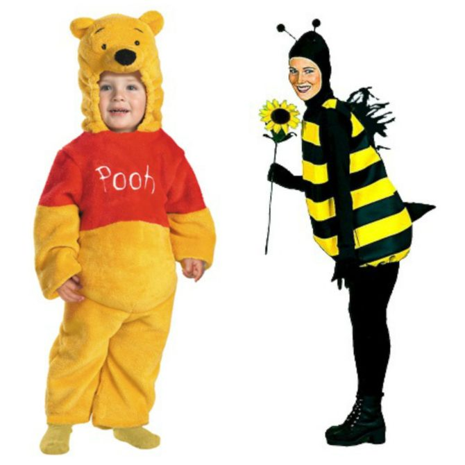 pooh-and-bee