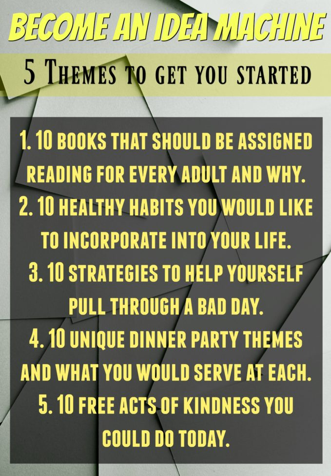 5-themes-to-get-you-started