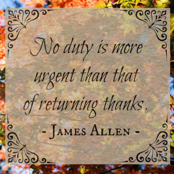 james-allen-thanksgiving-quote