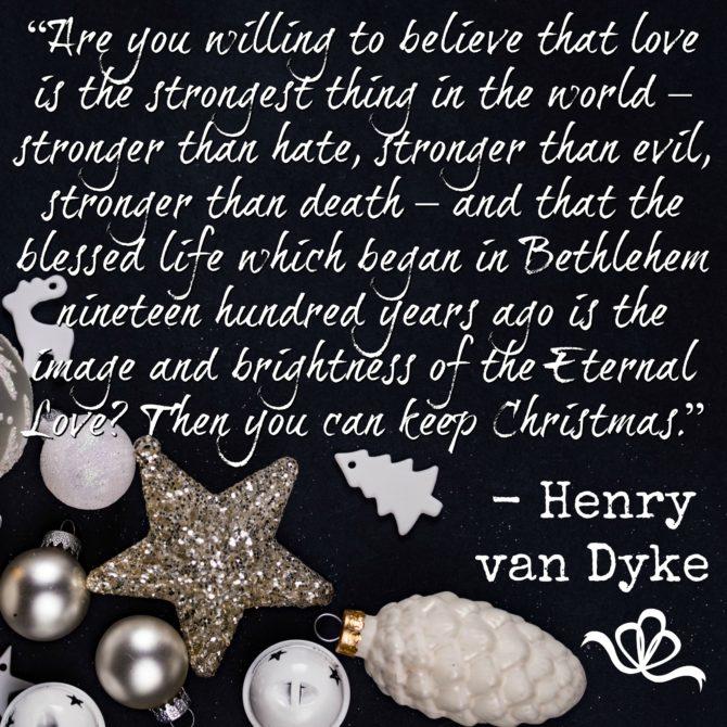 henry-van-dyke-quote