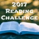 2017 Reading Challenge: A book written during the 1970s.
