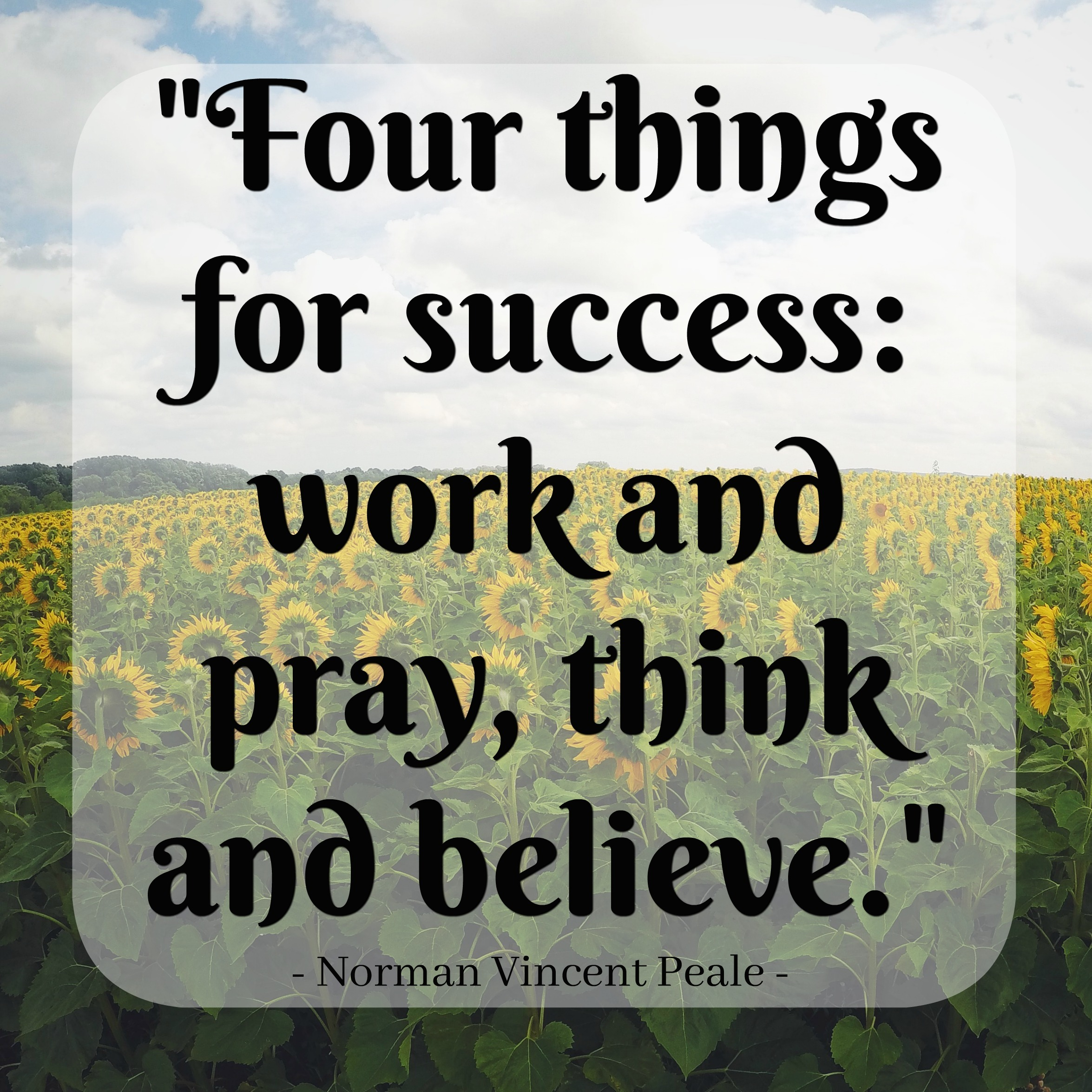 The Power Of Positive Thinking Quotes Norman Vincent Peale: Quotable // From Norman Vincent Peale