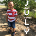Twelve Things I Learned in July {2017}