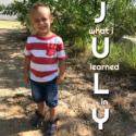 Twelve Things I Learned in July {2017}