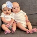 Sullivan Luke and Kalinda Joy // Three Months Old