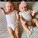 Sullivan Luke and Kalinda Joy // Twelve Months Old